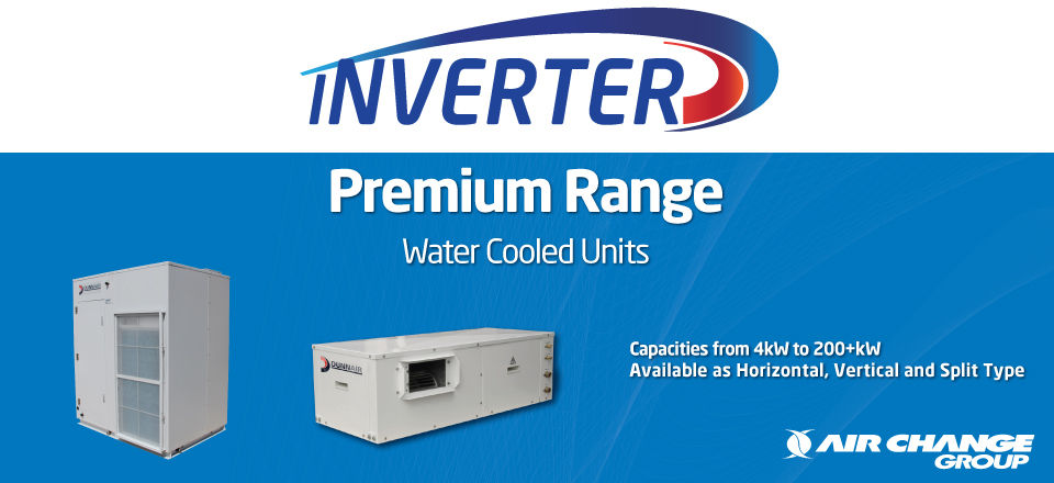 Water Cooled Inverter Webiste Banner